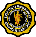 Emergency Management Annapolis Maryland Homepage